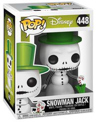 Snowman Jack Vinyl Figure 448 (figuuri)