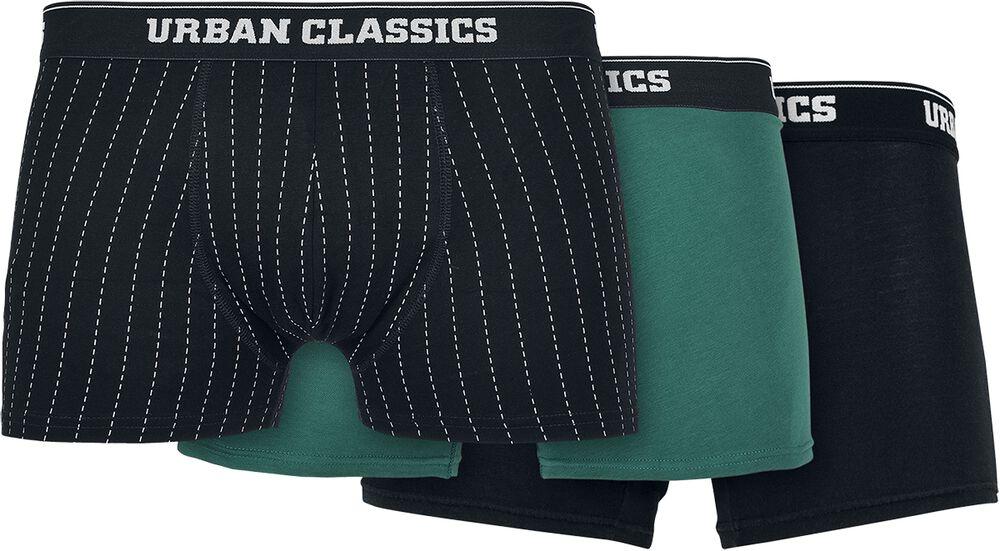 Organic Boxer Shorts bokserit (3 kpl setti)