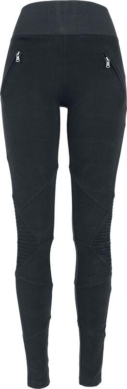 Korkeavyötäröiset interlock-leggingsit