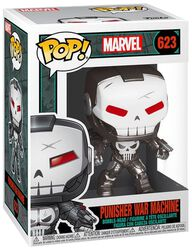 Punisher War Machine Vinyl Figure 623 (figuuri)