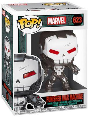 Punisher War Machine Vinyl Figure 623 (figuuri)