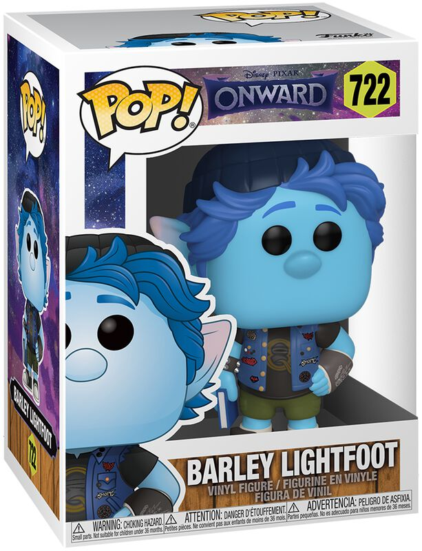 Barley Lightfoot Vinyl Figure 722 (figuuri)