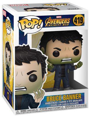 Infinity War - Bruce Banner Vinyl Figure 419 (figuuri)