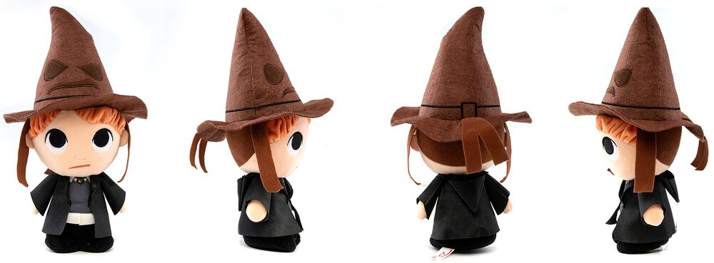 SuperCute Plush: Ron with Sorting Hat