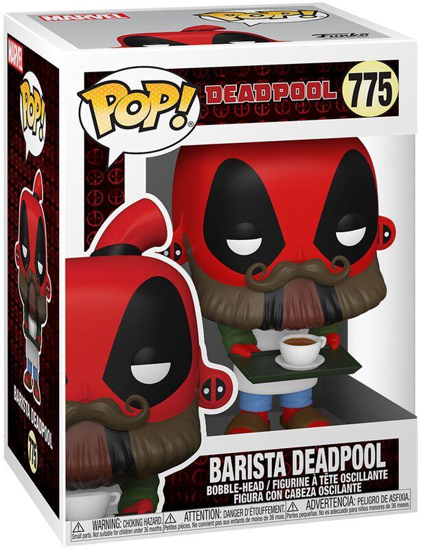 30th Anniversary - Barista Deadpool Vinyl Figure 775 (figuuri)