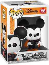 Mickey Mouse (Halloween) Vinyl Figure 795 (figuuri)