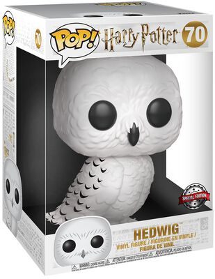 Hedwig (Life Size) Vinyl Figure 70 (figuuri)