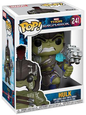 3 - Ragnarok - Hulk Gladiator Vinyl Figure 241 (figuuri)