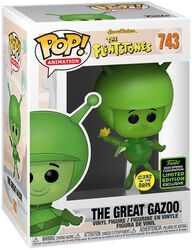 The Flintstones ECCC 2020 - The Great Gazoo (Funko Shop Europe) Vinyl Figure 743 (figuuri)