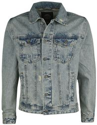 Blue Legacy Slim Fit Denim Jacket