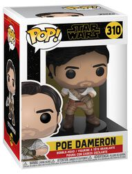 Episode 9 - The Rise of Skywalker - Poe Dameron Vinyl Figure 310 (figuuri)