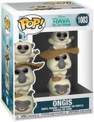 Ongis Vinyl Figure 1003 (figuuri)