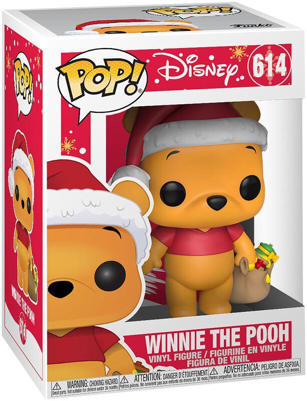 Winnie The Pooh (Holiday) - Vinyl Figure 614 (figuuri)