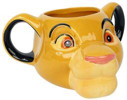 SImba - 3D Mug