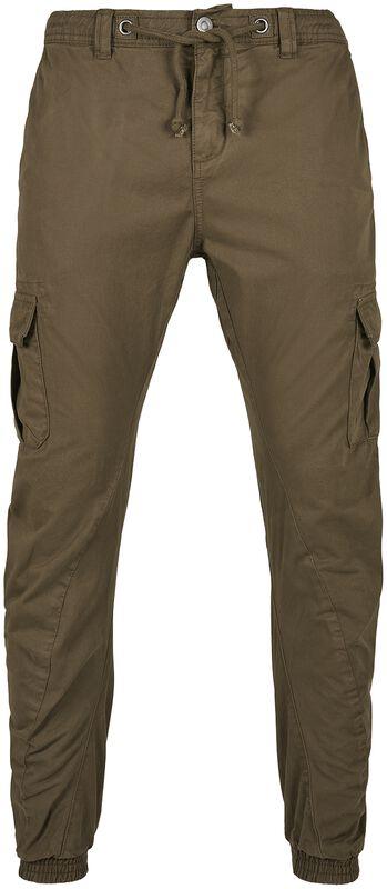 Cargo Jogging Pants reisitaskuhousut