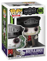 Beetlejuice Guide Hat Vinyl Figure 605 (figuuri)