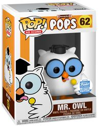 Ad Icons: TootsieRoll Pops - Mr. Owl (Funko Shop Europe) Vinyl Figure 62 (figuuri)