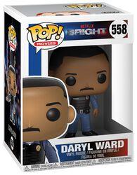 Daryl Ward (Chase-mahdollisuus) Vinyl Figure 558 (figuuri)