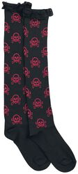 Socks with Skulls
