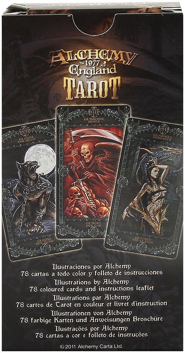Alchemy Tarot Card Meaning: Alchemy Tarot Card