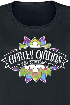 Harley Quinn Tattoo Parlour