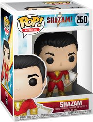 Shazam Vinyl Figure 260 (figuuri)