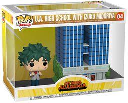 My Hero Academia - U.A. High School with Izuku Midoriya (POP! Town) 04