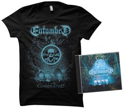 Clandestine - Live