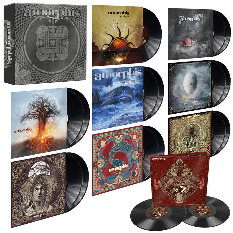 Vinyl Collection 2006 -2020
