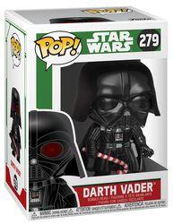 Holiday Darth Vader (Chase-mahdollisuus) Vinyl Figure 279 (figuuri)