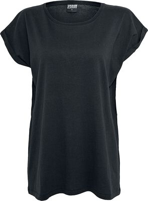 Ladies Extended Shoulder Tee T-paita - 2 kpl setti