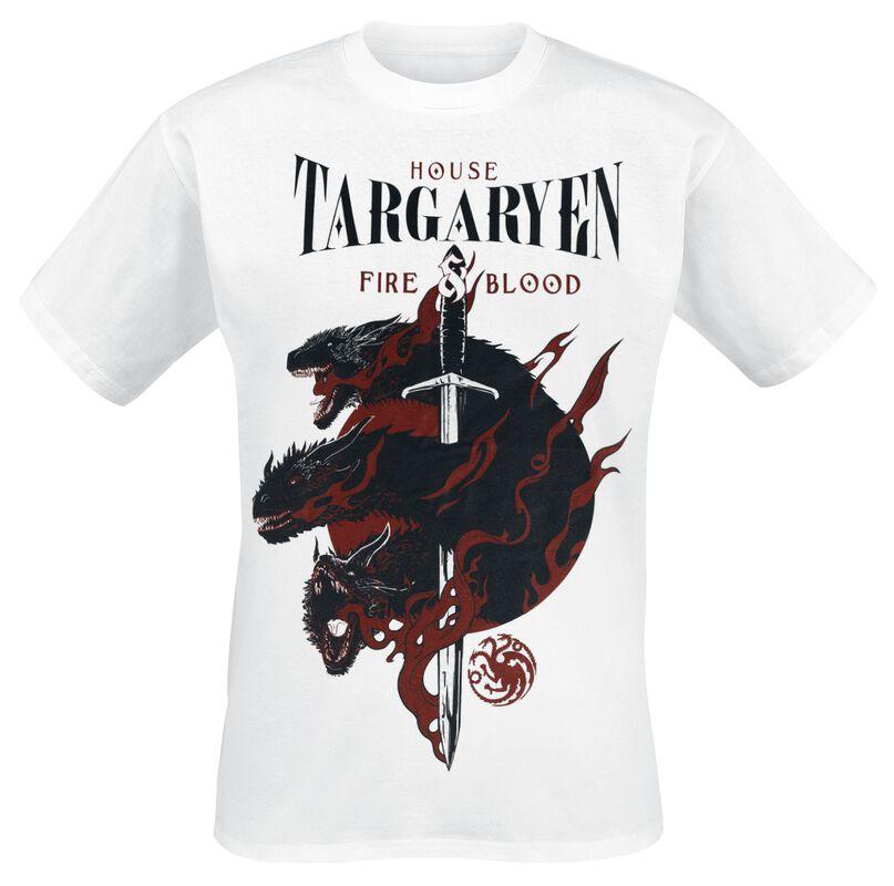 House Targaryen - Fire And Blood