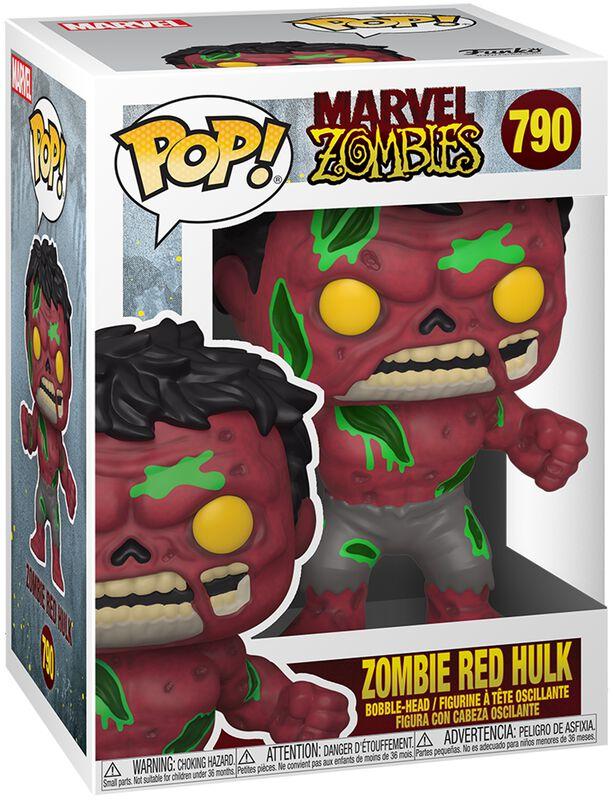 Zombies - Zombie Red Hulk Vinyl Figure 790 (figuuri)