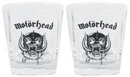 Whiskey Glas-Set