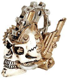 Steamhead Skull: Miniature Skull