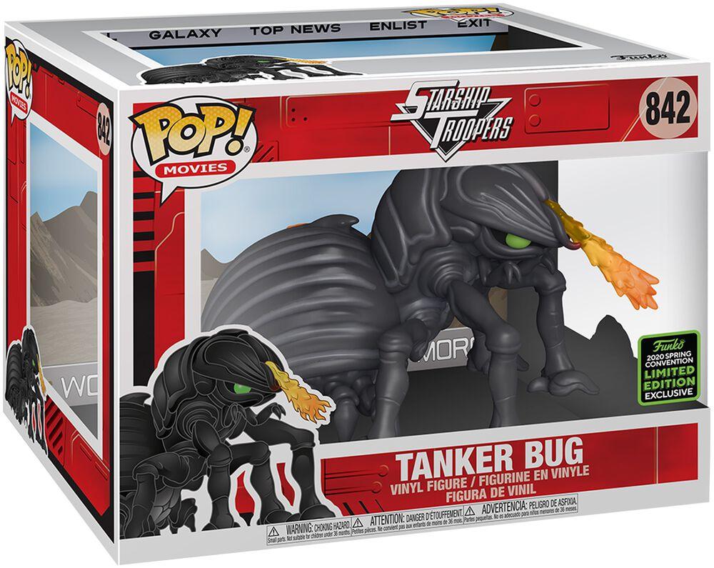 Starship Troopers Tanker Bug (Super Pop!) (ECCC 2020) Vinyl Figure 842 (figuuri)