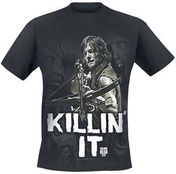 Daryl Dixon - Killin' it