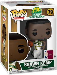 Seattle SuperSonics - Shawn Kemp Vinyl Figure 79 (figuuri)