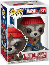 Rocket (Holiday) - Vinyl Figure 531 (figuuri)