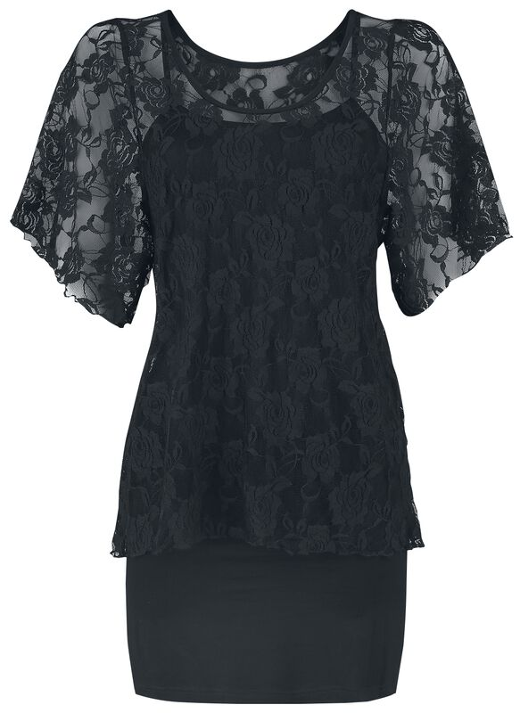 Laced 2 in 1 Shirt