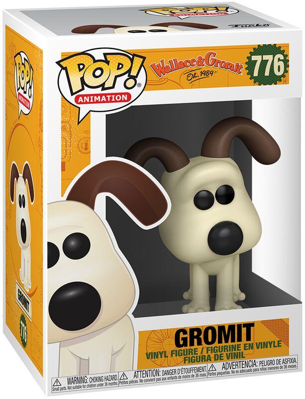 Wallace & Gromit Gromit Vinyl Figure 776 (figuuri)