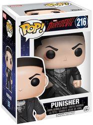 Punisher Vinyl Bobble-Head (Chase-mahdollisuus) 216 (figuuri)