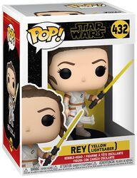 The Rise of the Skywalker - Rey (Yellow Lightsaber) Vinyl Figure 432 (figuuri)
