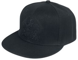 Black Crest - Snapback Cap