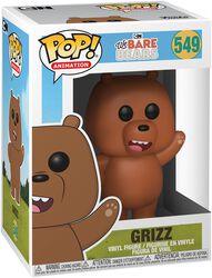 Grizz Vinyl Figure 549 (figuuri)