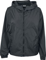 Ladies Oversize Windbreaker