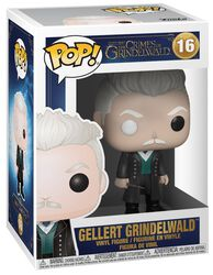 The Crimes of Grindelwald - Gellert Grindelwald Vinyl Figure 16 (figuuri)