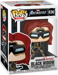 Black Widow (Chase-mahdollisuus) Vinyl Figure 630 (figuuri)