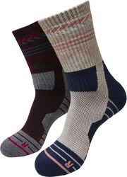 Hiking Performance Socks sukat - 2 kpl setti