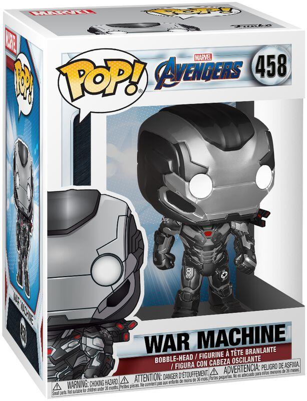 Endgame - War Machine Vinyl Figure 458 (figuuri)